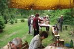 Piknik w leśniczówce w Chynowej