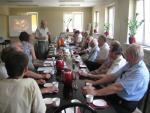 Spotkanie techniczne w EKK WAGON