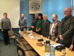 Zebranie Sprawozdawcze Zarządu Oddziału za 2011 rok.